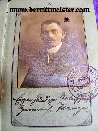 PRUSSIA - NCO'S DOCUMENTS - DECORATIONS - PHOTOGRAPHS - INFANTERIE-REGIMENT Nr 68 - Imperial German Military Antiques Sale