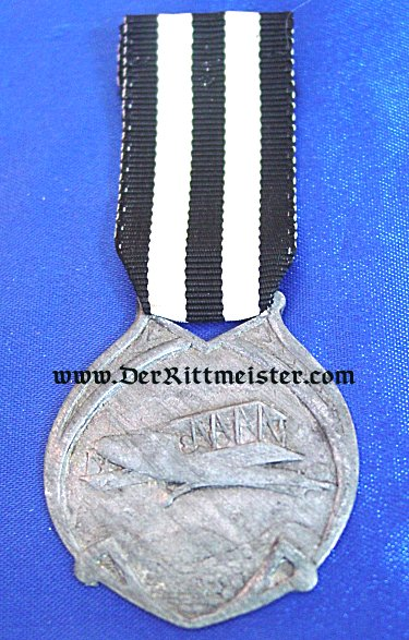 IMPERIAL GERMANY - BADGE - AVIATION DONATION - Imperial German Military Antiques Sale