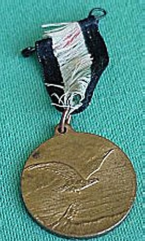 1912 AVIATION DONATION DAY MEDAL - Imperial German Military Antiques Sale