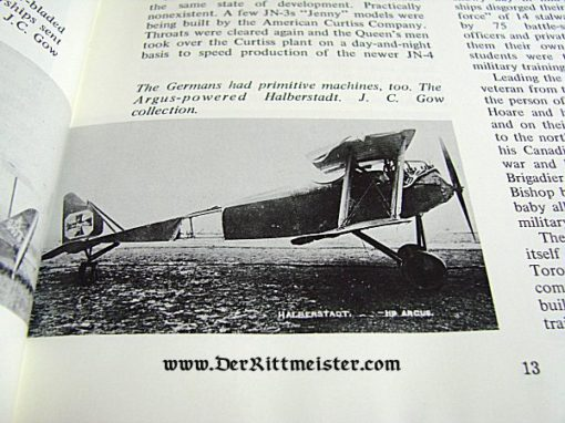 U.S. - BOOK - WILD BLUE YONDER AN AIR EPIC by DON CLARK - Imperial German Military Antiques Sale