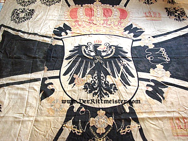NAVAL STANDARD FOR A PRINZ OF THE HOUSE OF HOHENZOLLERN