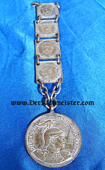 SOUTHWEST AFRICA – WATCH FOB – COLONIAL