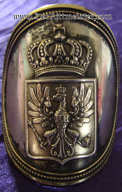GERMANY - FLAG POLE - BADGE - Imperial German Military Antiques Sale