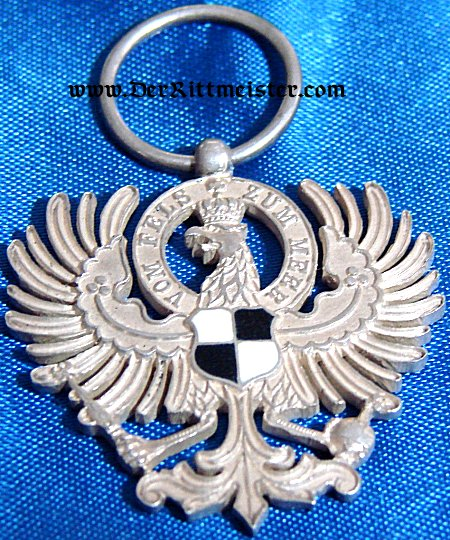 HOHENZOLLERN ADLER INHABER - Imperial German Military Antiques Sale