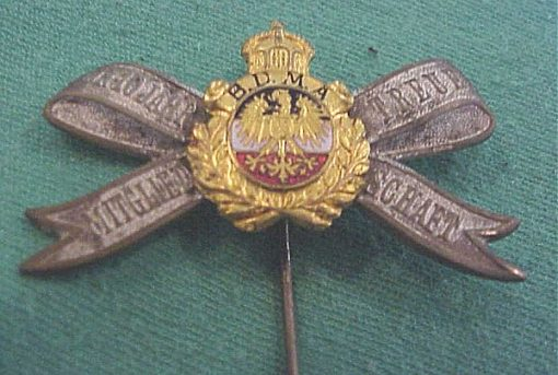 VETERAN GROUP STICKPIN - Imperial German Military Antiques Sale