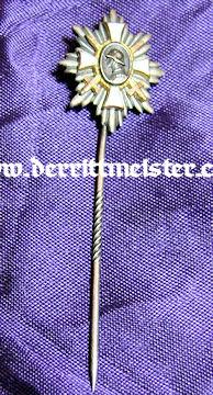 STICKPIN - HAMBURG FIELD BADGE - Imperial German Military Antiques Sale