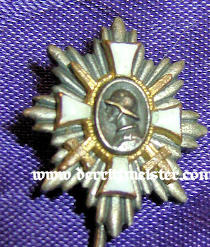 STICKPIN - HAMBURG FIELD BADGE - Imperial German Military Antiques Sale