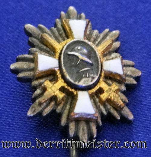 HAMBURG FIELD CROSS STICKPIN - Imperial German Military Antiques Sale