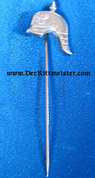 STICKPIN - JÄGER zu PFERDE - Imperial German Military Antiques Sale