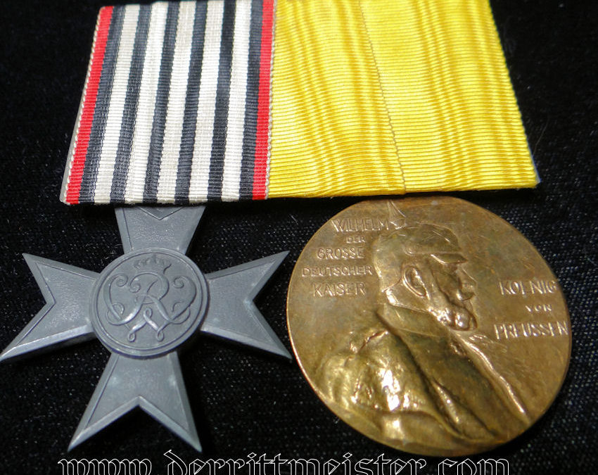 MEDAL BAR – TWO PLACE