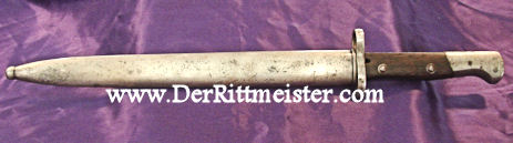 CHINA - BAYONET - Imperial German Military Antiques Sale