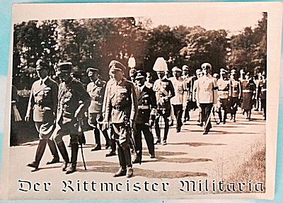 KAISER WILHELM II'S FUNERAL: SIX ORIGINAL PHOTOGRAPHS - Imperial German Military Antiques Sale