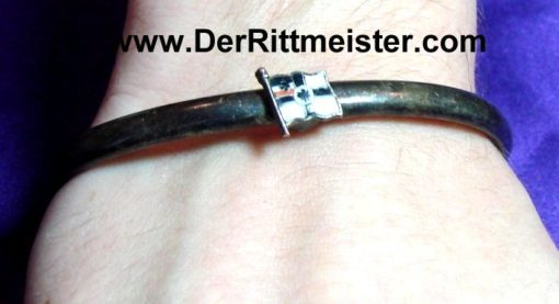 PATRIOTIC BANGLE BRACELET - KRIEGSFLAGGE
