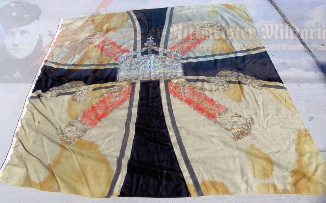 FLAG – NAVY – GROßADMIRAL'S SHIP'S  – WITH STORAGE BAG