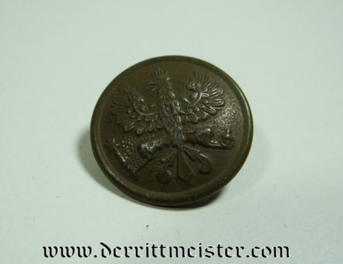 GERMANY - COLLAR BUTTON - SINGLE GEFREITER M-1915 - Imperial German Military Antiques Sale