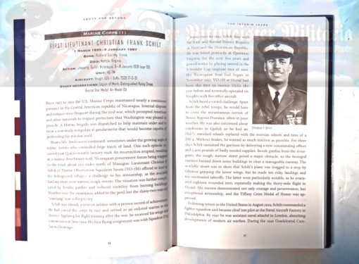U.S. - BOOK - ABOVE AND BEYOND: THE AVIATION MEDALS OF HONOR BY BARRETT TILMANN - Imperial German Military Antiques Sale