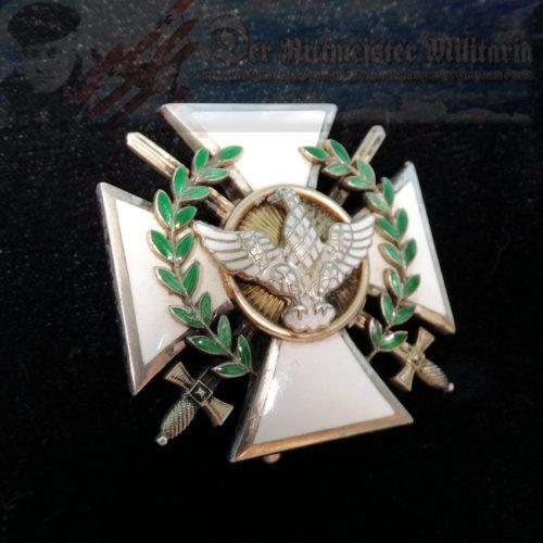 SAXE-WEIMAR - WILHELM-ERNST KRIEGSKREUZ - Imperial German Military Antiques Sale