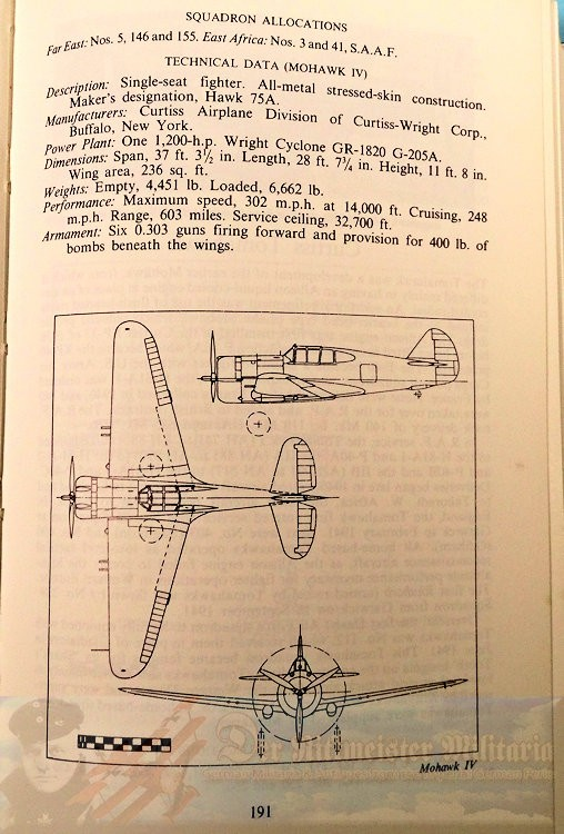 BOOK - REFERENCE - AIRCRAFT OF THE ROYAL AIR FORCE SINCE 1918 BY OWEN THETFORD - Imperial German Military Antiques Sale
