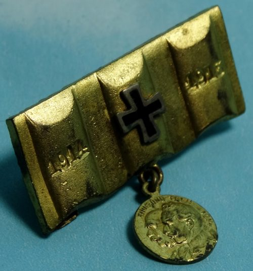 PATRIOTIC PIN - Imperial German Military Antiques Sale