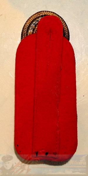 BAVARIA - SINGLE SHOULDER BOARD - GENERALOBERST IN THE RANK OF GENERALFELDMARSCHALL