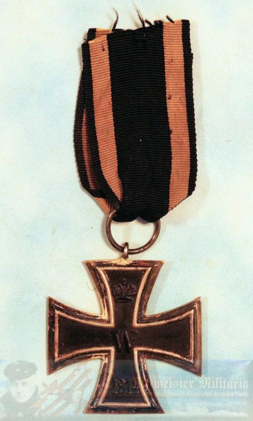 "IRON CROSS - 1914 - 2nd CLASS - ""KO"" HALLMARK - Imperial German Military Antiques Sale"