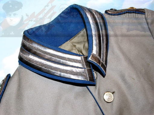 SOUTHWEST AFRICA - TUNIC - COLONIAL/HEIMETAT (HOME SERVICE) - OFFICER - FELDGRAU - Imperial German Military Antiques Sale