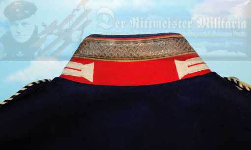 PRUSSIA - TUNIC - ONE-YEAR-VOLUNTEER - 3. GARDE-REGIMENT ZU FUß - Imperial German Military Antiques Sale
