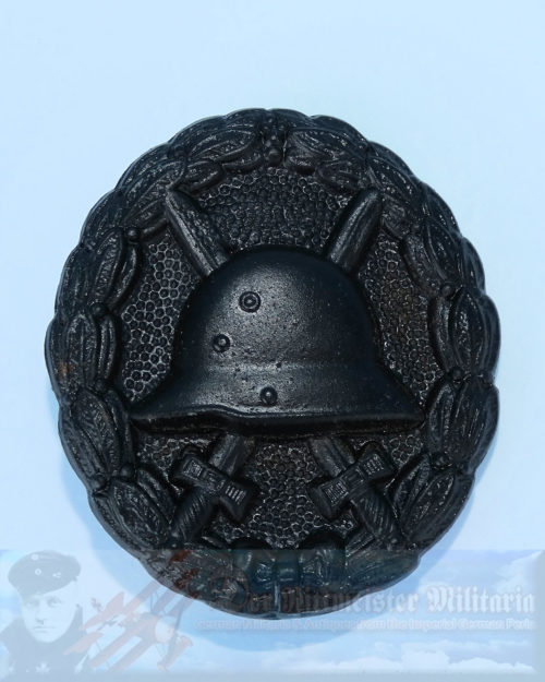 GERMANY - ARMY WOUND BADGE - BLACK