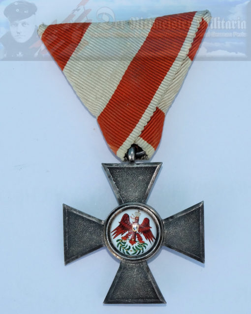AUSTRIA / SAXONY - ORDER OF THE RED EAGLE 4th CLASS