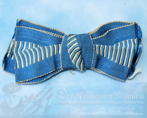 BAVARIA - RIBBON BAR - ONE-PLACE - BOW - KÖNIG LUDWIG CROSS