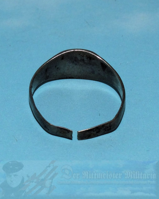 GERMANY - PATRIOTIC RING - 1914 IRON CROSS